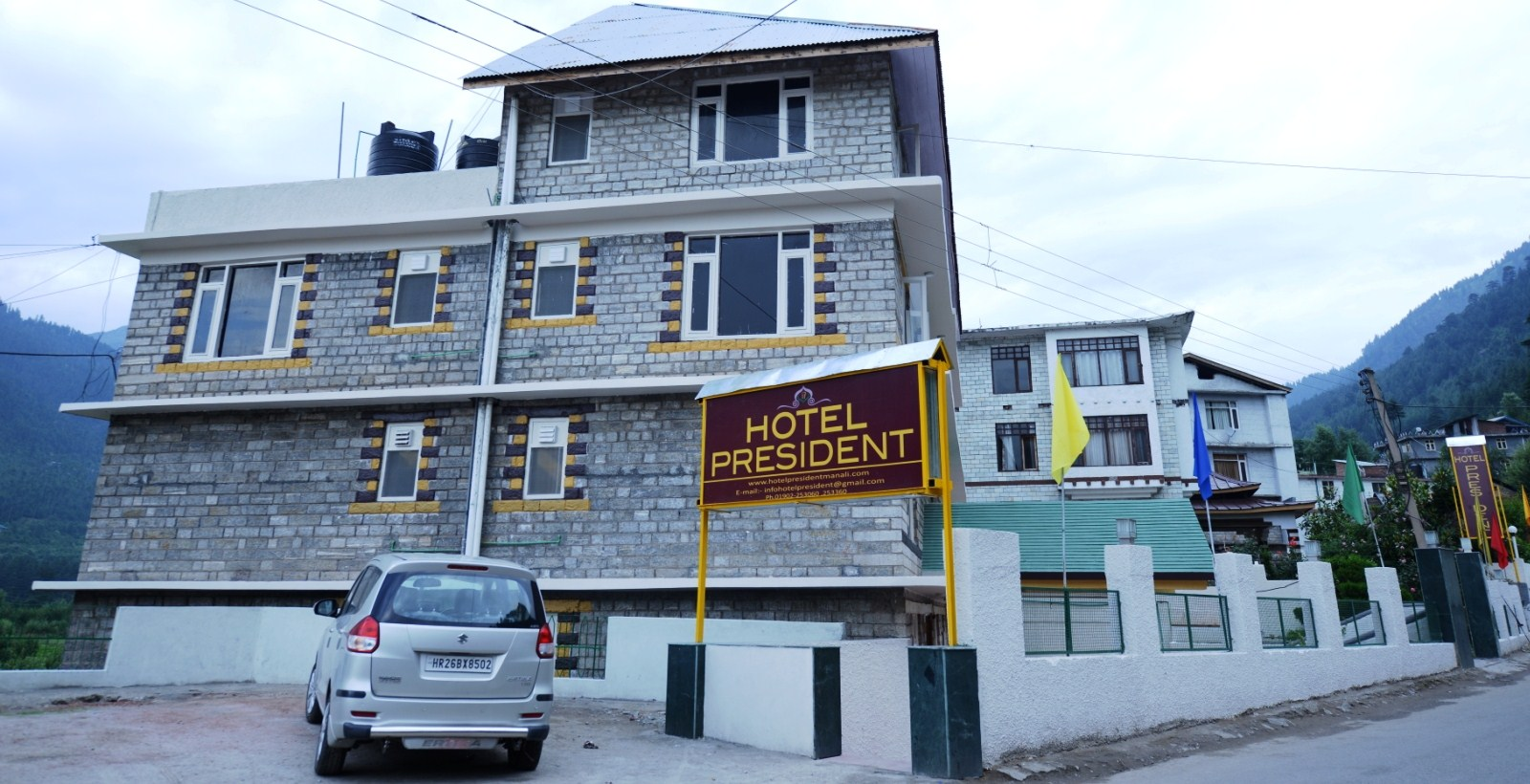 Holiday experience, Valley of Gods, Hotel President, Manali